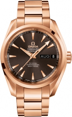 Omega Aqua Terra Annual Calendar 39mm 231.50.39.22.06.001
