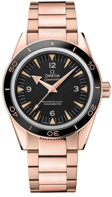 Omega Seamaster 300 Master Co-Axial 41mm 233.60.41.21.01.001