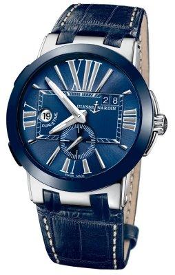 Ulysse Nardin Executive Dual Time 43mm 243-00/43