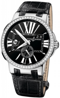 Ulysse Nardin Executive Dual Time 43mm 243-00b/42