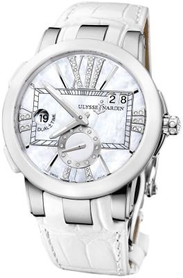 Ulysse Nardin Executive Dual Time Lady 243-10/391