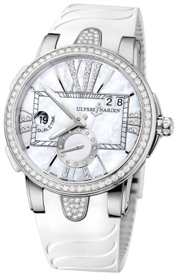 Ulysse Nardin Executive Dual Time Lady 243-10B-3C/391