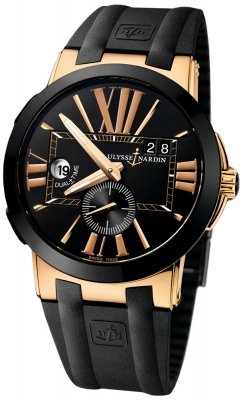 Ulysse Nardin Executive Dual Time 43mm 246-00-3/42