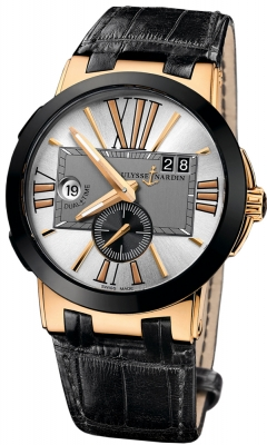 Ulysse Nardin Executive Dual Time 43mm 246-00/421