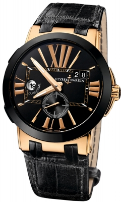 Ulysse Nardin Executive Dual Time 43mm 246-00-5/42