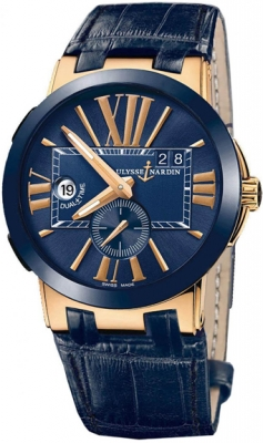 Ulysse Nardin Executive Dual Time 43mm 246-00-5/43