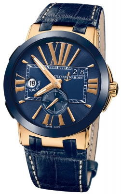 Ulysse Nardin Executive Dual Time 43mm 246-00/43