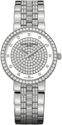 Vacheron Constantin Traditionnelle Quartz 30mm 25554/q03g-9824