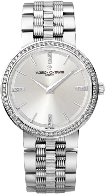 Vacheron Constantin 25557/q01g-9276 Patrimony Traditionnelle Quartz 30mm Ladies Watches