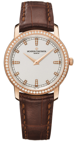 Vacheron Constantin 25558/000r-9406 Patrimony Traditionnelle Quartz 30mm Ladies Watches