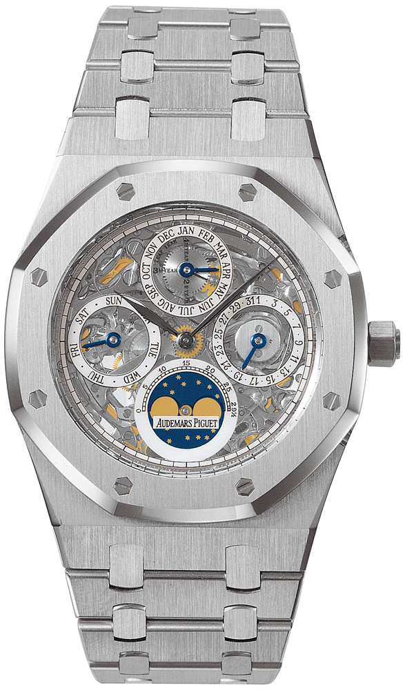 Audemars Piguet 25829st.oo.0944st.01 Royal Oak Perpetual Calendar Skeleton Mens Watch
