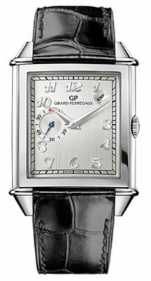 Girard Perregaux Vintage 1945 Date Small Seconds 25835-11-121-ba6a