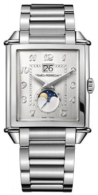 Girard Perregaux Vintage 1945 XXL Large Date Moonphases 25882-11-121-11a