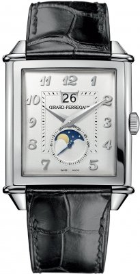 Girard Perregaux Vintage 1945 XXL Large Date Moonphases 25882-11-121-bb6b