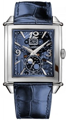 Girard Perregaux Vintage 1945 XXL Large Date Moonphases 25882-11-421-bb4a
