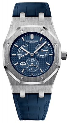 Audemars Piguet Royal Oak Dual Time Power Reserve 26124st.oo.d018cr.01