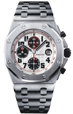 Audemars Piguet Royal Oak Offshore Chronograph 42mm PANDA 26170st.oo.1000st.01