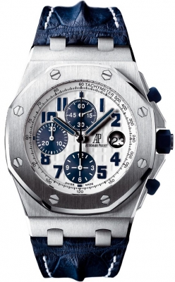 Audemars Piguet Royal Oak Offshore Chronograph 42mm NAVY 26170st.oo.d305cr.01