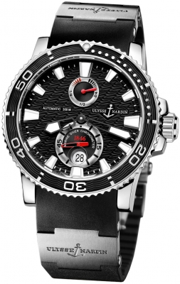 Ulysse Nardin Maxi Marine Diver Chronometer 263-33-3/82