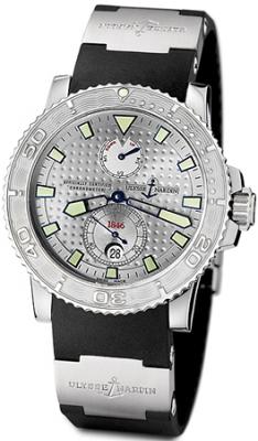 Ulysse Nardin Maxi Marine Diver Chronometer 263-33-3/91