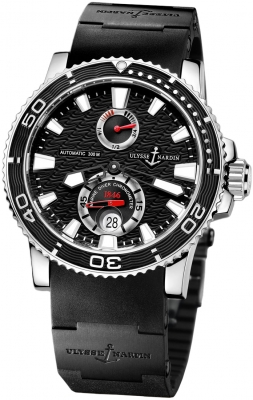 Ulysse Nardin Maxi Marine Diver Chronometer 263-33-3C/82