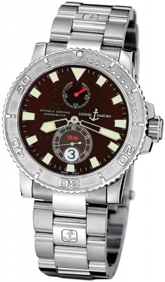 Ulysse Nardin Maxi Marine Diver Chronometer 263-33-7/95
