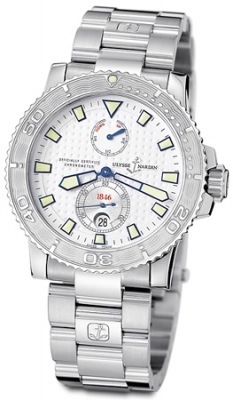Ulysse Nardin Maxi Marine Diver Chronometer 263-33-7