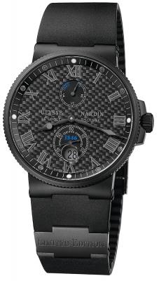 Ulysse Nardin Maxi Marine Chronometer 263-66LE-3c/42-BLACK