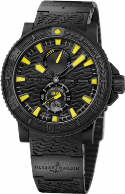Ulysse Nardin Maxi Marine Diver Black Sea 263-92-3C/924