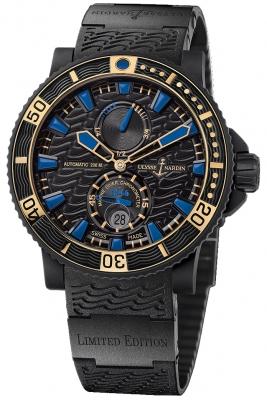 Ulysse Nardin Maxi Marine Diver Black Sea 263-92LE-3c/923-rg