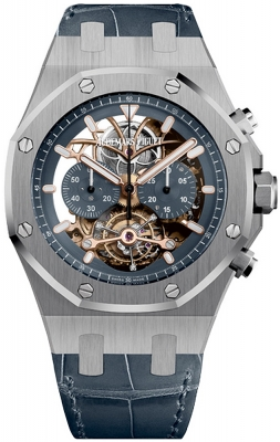 Audemars Piguet Royal Oak Tourbillon Chronograph 26347pt.oo.d315cr.01