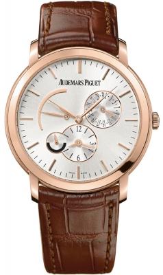 Audemars Piguet Jules Audemars Dual Time 26380or.oo.d088cr.01