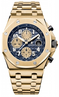 Audemars Piguet Royal Oak Offshore Chronograph 42mm 26470ba.oo.1000ba.01