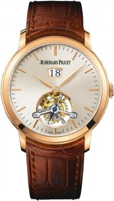 Audemars Piguet Jules Audemars Tourbillon Grande Date 41mm 26559or.oo.d088cr.01