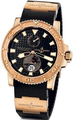Ulysse Nardin Maxi Marine Diver Chronometer 266-33-3a/92