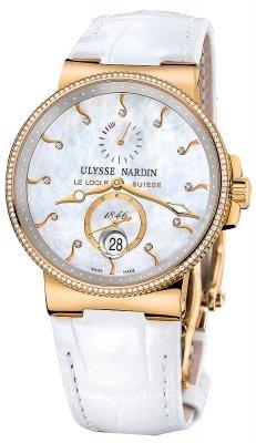 Ulysse Nardin Maxi Marine Chronometer 266-66b/991