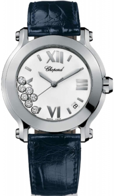 Chopard Happy Sport Round Quartz 36mm 278475-3001