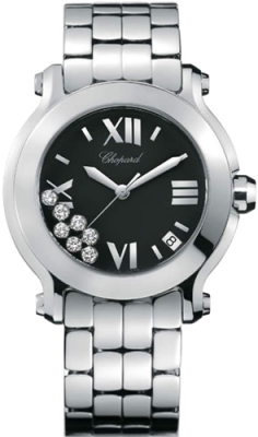 Chopard Happy Sport Round Quartz 36mm 278477-3004