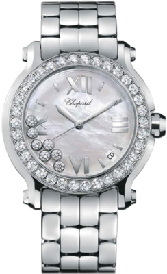 Chopard Happy Sport Round Quartz 36mm 278477-3009