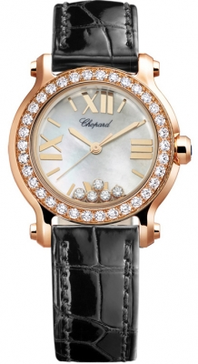 Chopard Happy Sport Round Quartz 30mm 274189-5005