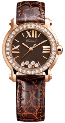 Chopard Happy Sport Round Quartz 30mm 274189-5006