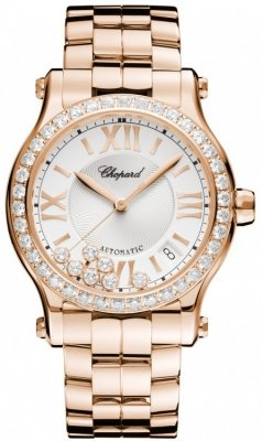 Chopard Happy Sport Medium Automatic 36mm 274808-5004