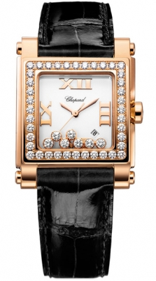 Chopard Happy Sport Square Quartz Medium 275321-5002
