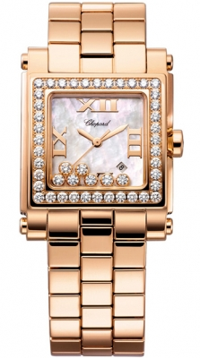 Chopard Happy Sport Square Quartz Medium 275322-5002