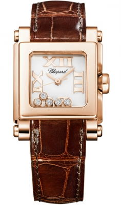 Chopard Happy Sport Square Quartz Small 275349-5001