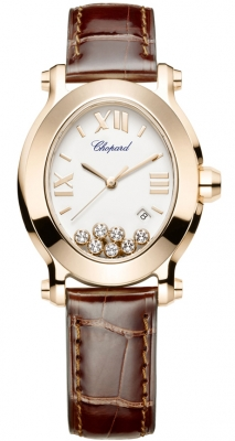 Chopard Happy Sport Oval Quartz 275350-5001