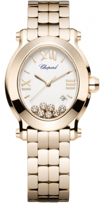 Chopard Happy Sport Oval Quartz 275350-5002