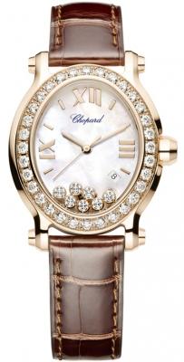 Chopard Happy Sport Oval Quartz 275350-5003