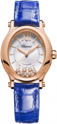 Chopard Happy Sport Oval Automatic 275362-5001