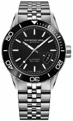 Raymond Weil Freelancer Mens 2760-st1-20001